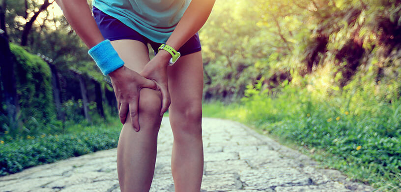 knee pain during run